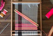 knit + weave