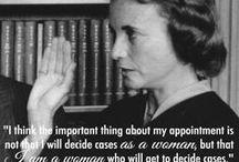 awesome women / highlighting awesome, inspiring women in honor of women's history month