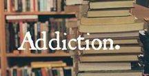 bibliophile / bibliophile, lover of books, book shelves, bookish art & such