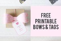 f r e e . p r i n t a b l e / Hier findest ihr freie downloads (free printables) für eure Hochzeit.