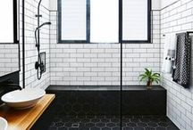 Bathrooms / Take a bath and dream away with these stunning bathrooms.