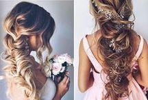 Hair / hair haare Frisur beauty beautiful details inspiration woman women girls girly look style
