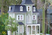 Miniatyrer - Fasad