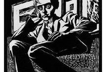 M.C. Escher / printmaking, illustration, drawing