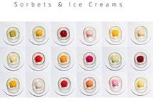 Ice creams and sorbets techniques