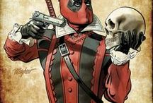 Deadpool / deadpool's pictures....and friends...