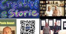 Creativi e storie / Video, foto e iniziative inerenti il mondo della creatività. www.creativiestorie.com