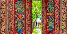 A Beleza das Portas Orientais.