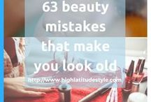 Make Up Over 50 / Make up products and tips for women over 50