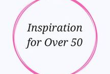 Inspiration / inspirational and spiritual quotes and stories for women over 50