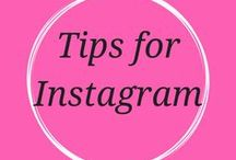Tips for Instagram / Tips and advice for making the most of your instagram