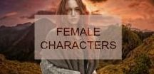 Characters: Female Inspiration / Could one of these faces be the next Female Character in your story?