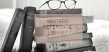 Writers Reference Library / A collection of Writers Books to help with your writing.