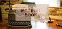 My First Book / Seeing Words - It's a first book adventure. I am writing my first book.