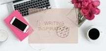 Writing Inspiration / How and Where to find writing inspiration.
