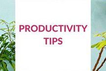 ✺ Productivity Tips ✺