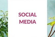 ✺ Social Media for Online Entrepreneurs & Bloggers ✺