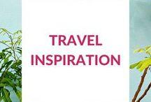 ✺ Travel Inspiration ✺