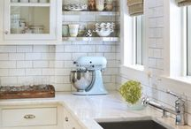 Kitchens / by Cortney { Faith. Home. Love.}