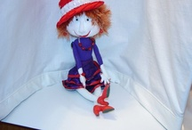 Dolls and Clothing / by Linda Harcrow