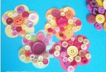 Children's Summer Crafts / Summer crafts, creative activities and art projects for children in Summertime. Fun ideas to make in summer with children of all ages and abilities.