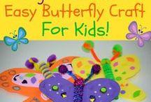 Craft Foam Projects for Children / Craft foam projects and ideas for children's crafts. What to craft, ideas with craft foam sheets, foam shapes and foam stickers. (Also known as Eva foam, funky foam & fun foam)