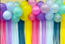 Party Planning Ideas / Party Invitations , Party Favors , lot's of fun Birthday Party Ideas / by The Trendy Butterfly