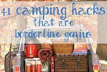 Camping, Geocaching, & Hiking / by Dani Page