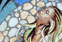 Mosaics and Stained Glass  / beautiful and decorative works of art~ / by Josie Wosie
