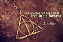 Harry Potter forever <3 / by Josie Wosie