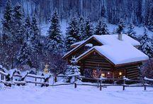 Snow / by Gail Cochran
