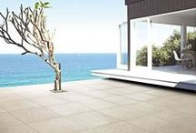 Outdoor Tile / This board celebrates the numerous gorgeous ways that you can apply tile in the outdoors. Take a look!