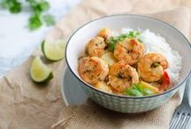 SEAFOOD & FISH / fish and seafood recipes