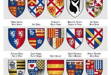 Heraldry 04 / Heraldry in all its forms. / by Rolf DeDog
