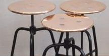STOOLS embassy227 / interior design, bar stools, chairs, handcrafted furnitures