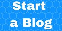 How to Start a Blog / •How to start a blog for teens | •How to Start a Blog and Make Money |