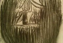 Alex Davis s Art / This board is about my Charcoal sketches and generally my sketches.
