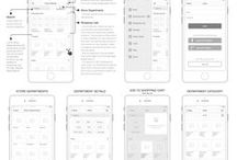 Moblie Wireframe