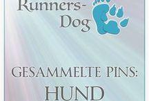 Gesammelte Pins: Hund