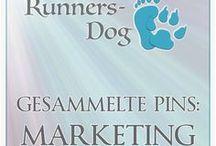 Gesammelte Pins: Marketing