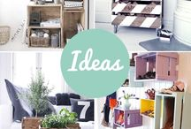 Home Decor • Ideias