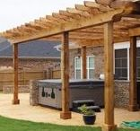 Our Custom-Made Structures:Trellises, Pavilions, Pool Houses, Arbors, Pergolas / Southern Scape, LLC creates exquisite landscapes, outdoor living spaces, waterscapes, and sanctuaries. Call us for a quote!