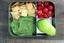 Kids and food / Lunchbox ideas and fun foods for kids.