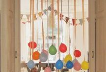 Party / Easy and DIY party ideas and inspiration.