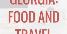 Georgia: Food & Travel / Georgia travel: tips, food, and ideas. Georgia destinations, language, and culture. Tbilisi, Batumi, and more.