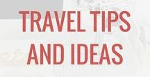Travel Tips and Ideas / Travel tips such as packing, activities during the trip, airports, road trips, and more. How to travel well.