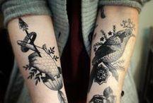 Tattoo Love  / by Lets Talk Beauty