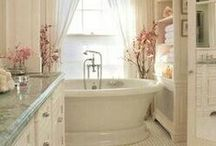 Bathrooms / Calgon take me away!!! / by Roxanne