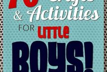 <3 BoYs wILL bE BoYS<3 / As a mother of boys,I wanted to create a board dedicated to everything boy-related....:)