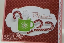 Christmas Cards / Stampin' Up! Christmas cards